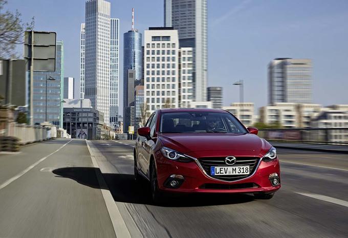 Mazda 3 SkyActiv-D 1.5 : C'est pas trop tôt ! #1