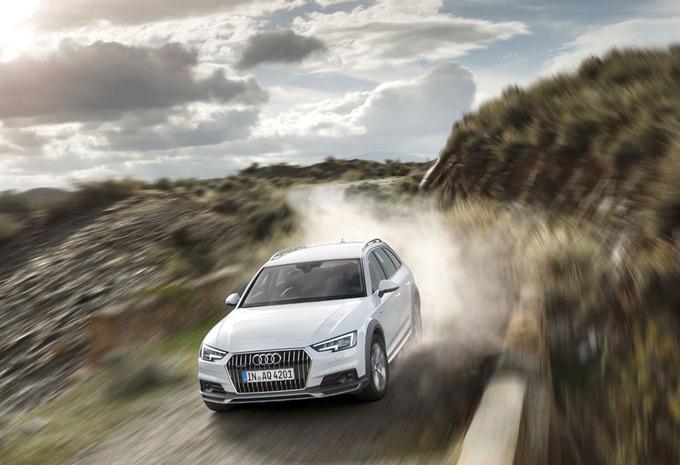 Audi A4 Allroad TDI 272 : Sur tous les terrains #1