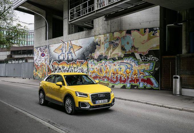 Audi Q2 : le nain du grand écart #1
