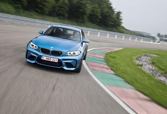 BMW M2 : Coeur de M3 #1