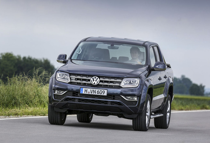 essai volkswagen amarok v6 2016 moniteur automobile. Black Bedroom Furniture Sets. Home Design Ideas