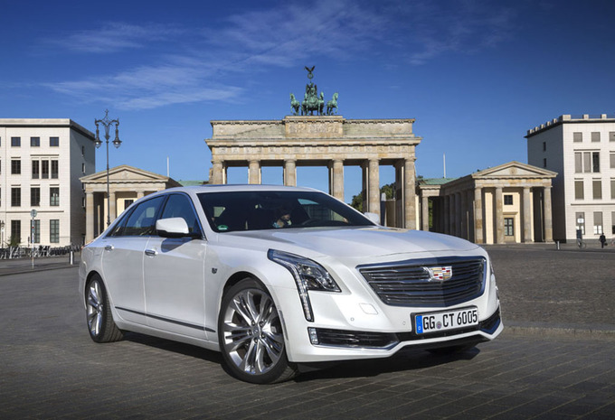 Cadillac CT6 : Offensive américaine #1