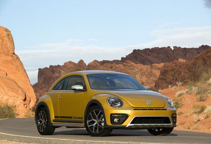 test volkswagen beetle dune 1 2 tsi 2016 autogids. Black Bedroom Furniture Sets. Home Design Ideas