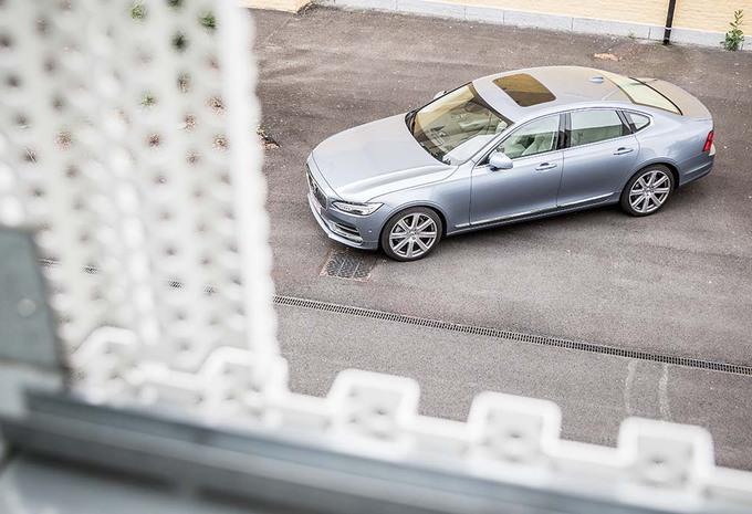 Volvo S90 : Retour parmi les grands ! #1