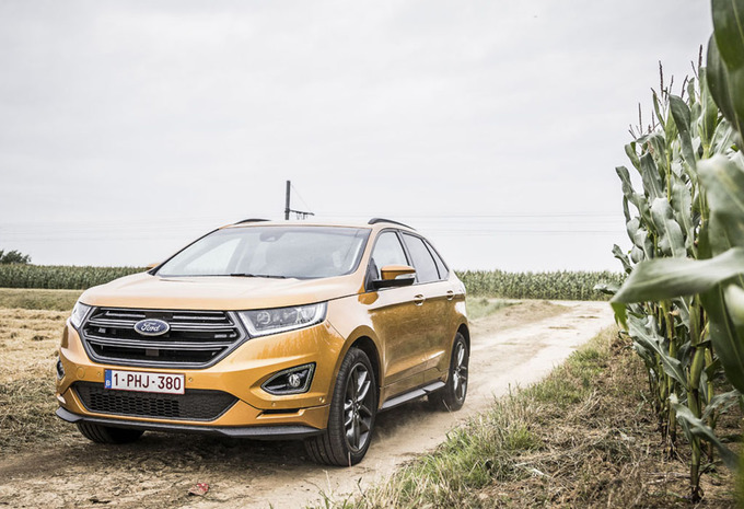 Quelle Ford Edge choisir? #1