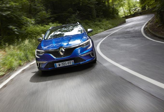 Renault Mégane Grandtour : Séducteur avant tout #1