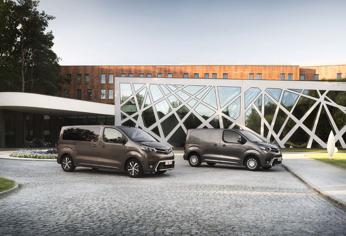 Toyota ProAce Verso : Faire le break #1