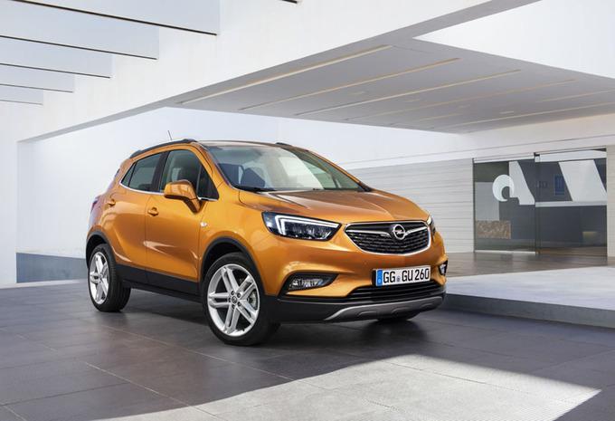 Opel Mokka X : Mokka et mignardises #1