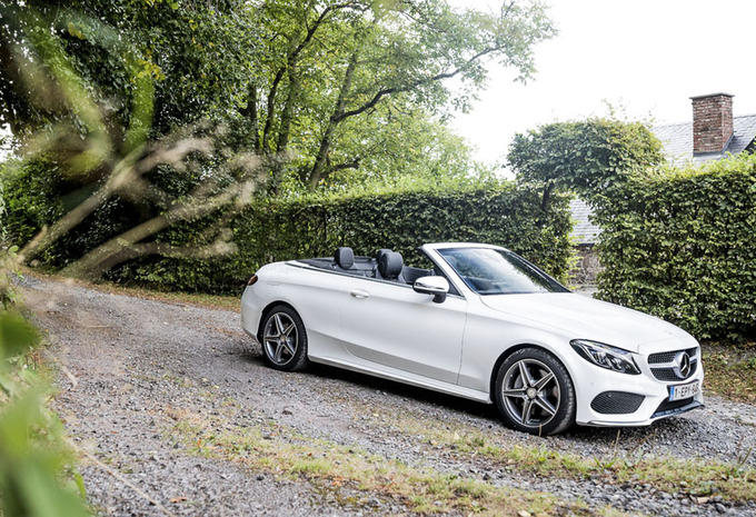 foto 39 s mercedes c 250d cabriolet 2016 autogids. Black Bedroom Furniture Sets. Home Design Ideas