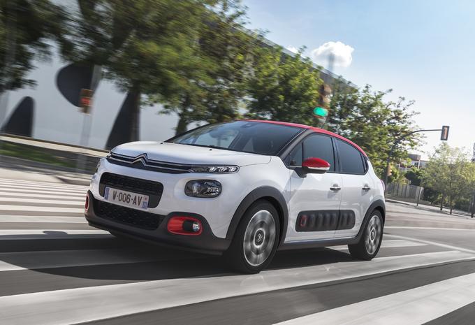 Citroën C3 Puretech 82 (2016) #1