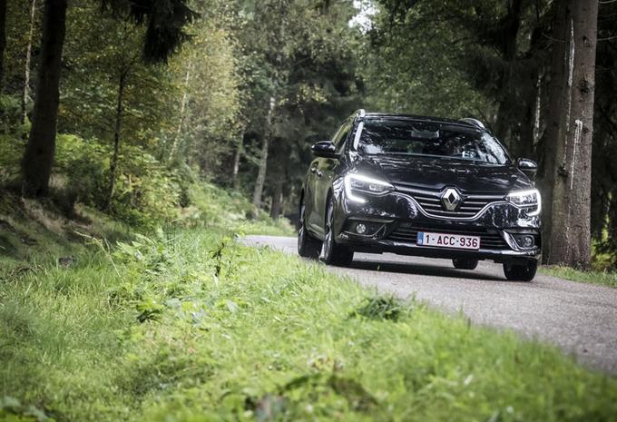 Renault Mégane GrandTour 1.6 dCi : Familiale supérieure #1