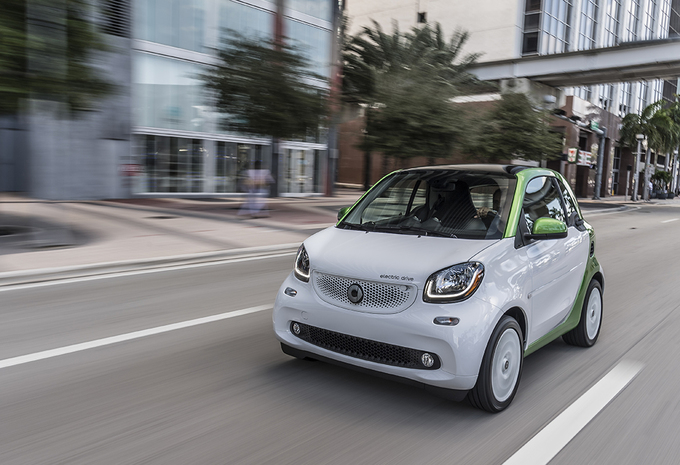 Smart ForTwo Electric Drive (2016) #1