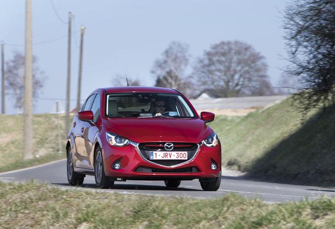 Mazda 2 1.5 SkyActiv-G 115 : Vaillante! #1