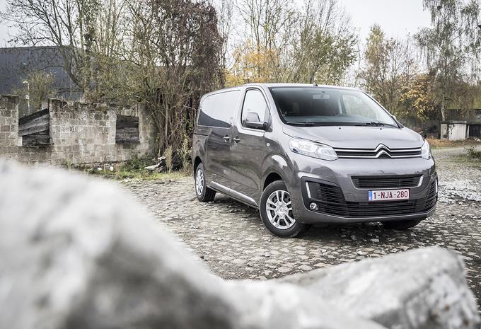 Citroën SpaceTourer 1.6 BlueHDi 115 : De l'espace à revendre #1