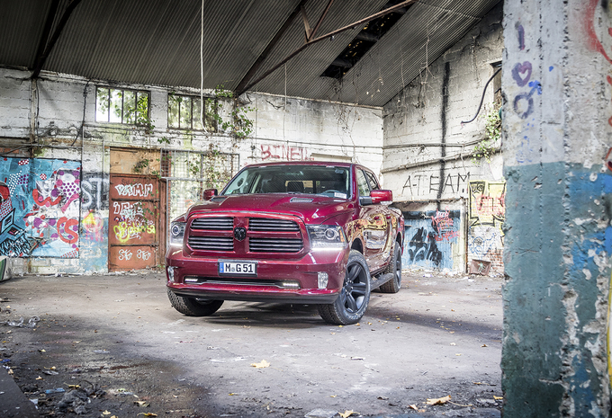 Dodge Ram 1500 LPG : En force ! #1