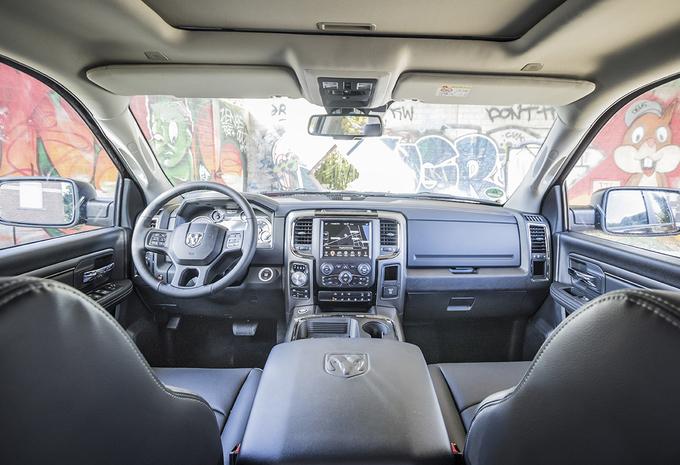 Dodge Ram test