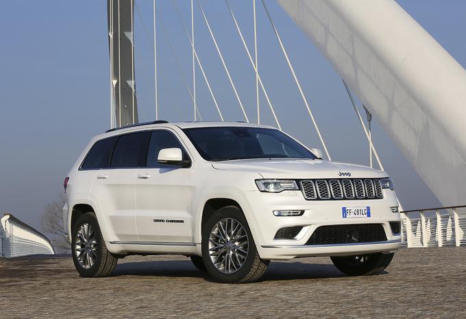 Jeep Grand Cherokee : Yankee'volution #1
