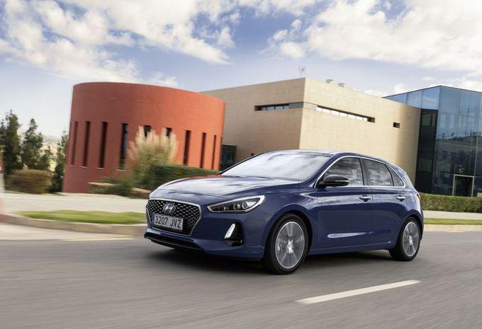 Hyundai i30 : modèle de synthèse #1