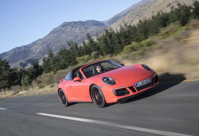 Porsche 911 GTS : le parfait compromis #1