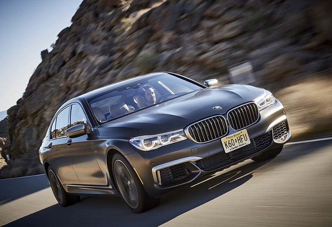 BMW 760 Li: À deux visages #1