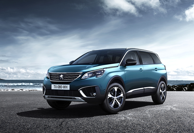 Peugeot 5008 : 3008 XL #1
