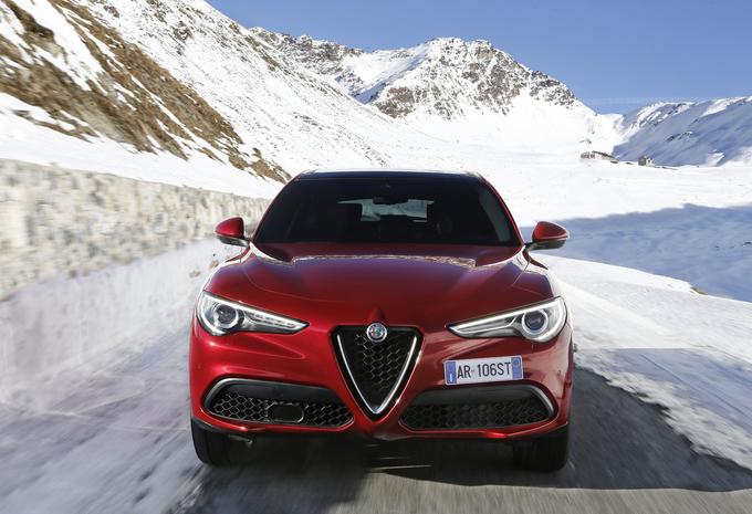 Test Alfa Romeo Stelvio 2 0 Q4 2017 Autowereld