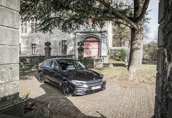 BMW 530d : moteur plaisir #1