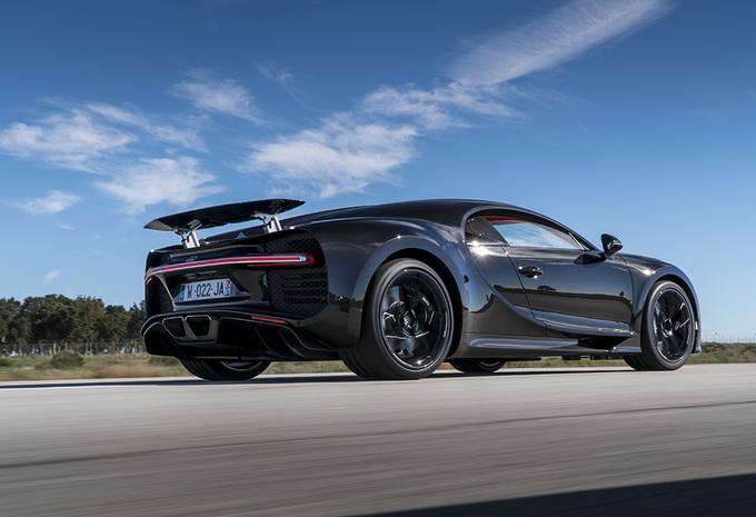 Bugatti Chiron (2017) #1