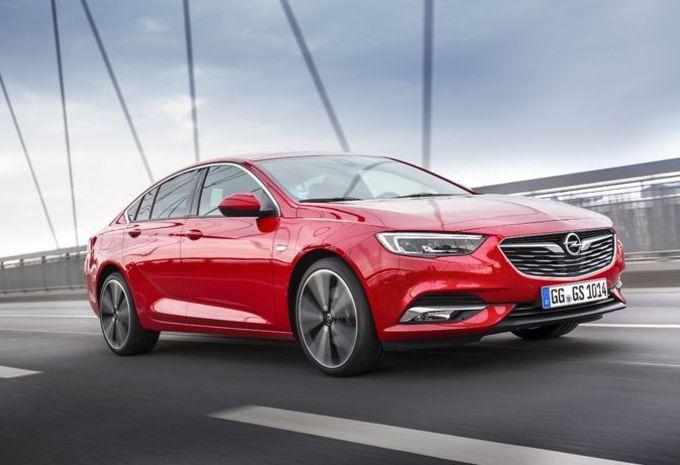 Opel Insignia Grand Sport : Fleet Karma #1
