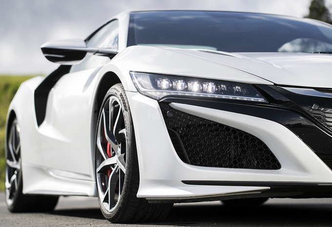 images honda nsx 2017 moniteur automobile. Black Bedroom Furniture Sets. Home Design Ideas