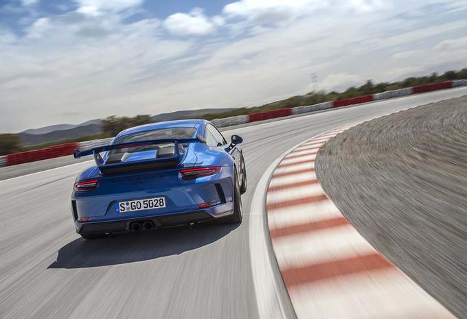 Porsche 911 GT3 : Retour aux racines #1