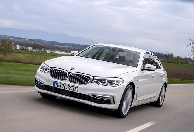 BMW 530e : La performance respectueuse #1
