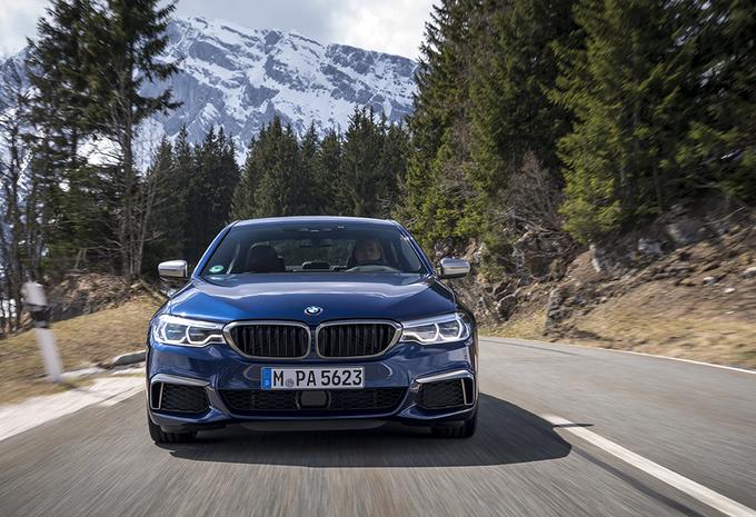 BMW M550i : M5-voorsmaakje #1