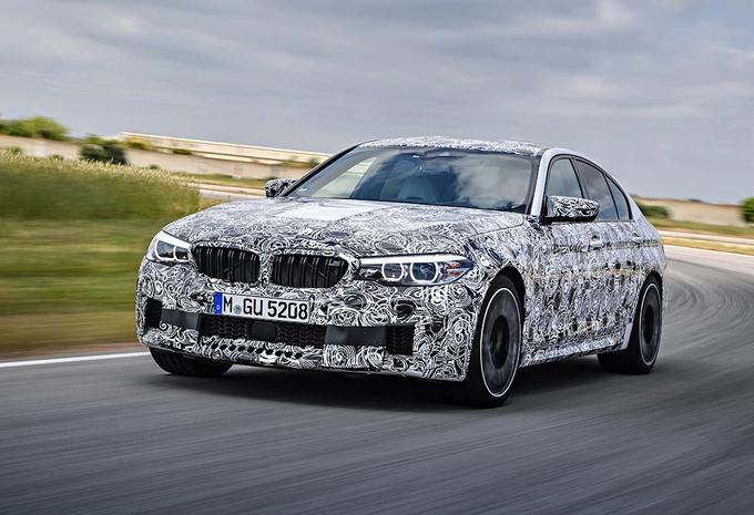 Exclusieve test - BMW M5: Met twee gezichten #1
