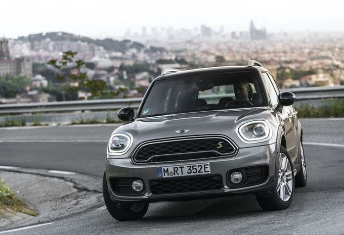 Mini Cooper S E Countryman ALL4 : fiscalement branché #1