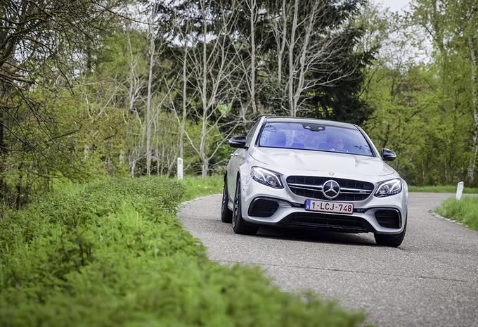 Mercedes-AMG E 63 S : Bâton de dynamite #1