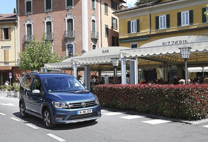 Volkswagen Caddy 1.4 TGI : Geef maar gas #1
