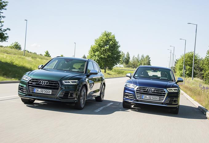 Audi SQ5 3.0 TFSI : Aussi et d'abord en essence #1