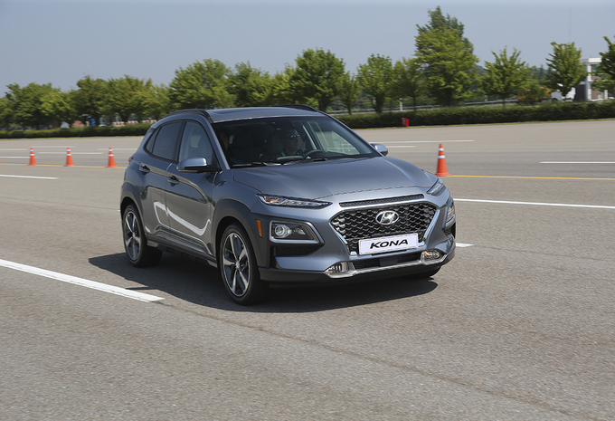 Hyundai Kona : Force de séduction #1