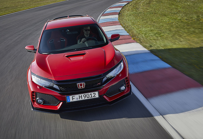 Honda Civic Type R (2017) #1