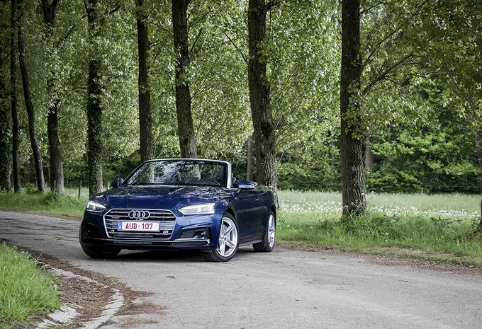 Audi A5 Cabriolet 2.0 TFSI : cabriolet toutes saisons #1