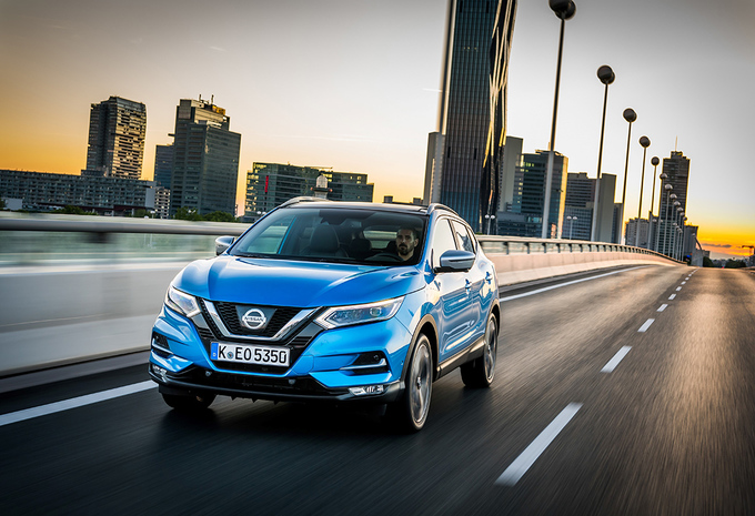 Nissan Qashqai DIG-T 163 : Succès revisité #1