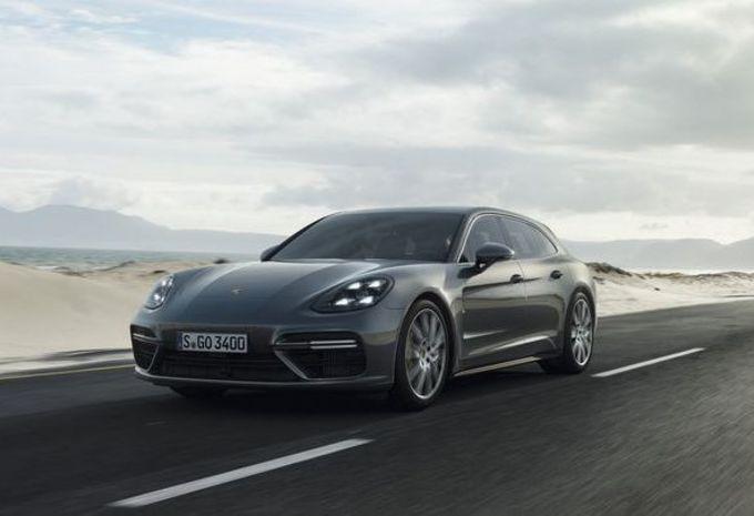 Porsche Panamera Sport Turismo :  Never say never again… #1