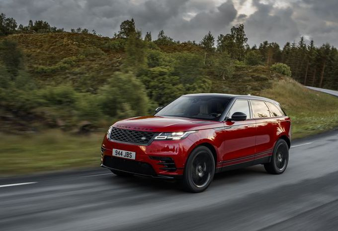 Range Rover Velar : la GT des SUV #1
