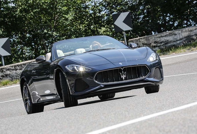 essai maserati granturismo et grancabrio 2018 moniteur automobile. Black Bedroom Furniture Sets. Home Design Ideas