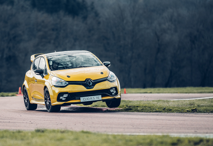 Test Renault Clio Rs16 Concept 2016 Circuittest Autowereld