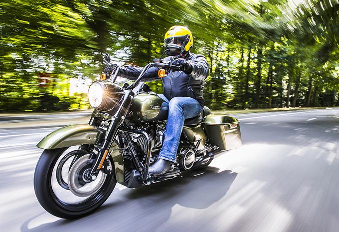 Harley-Davidson Road King Special : Prince rebelle #1