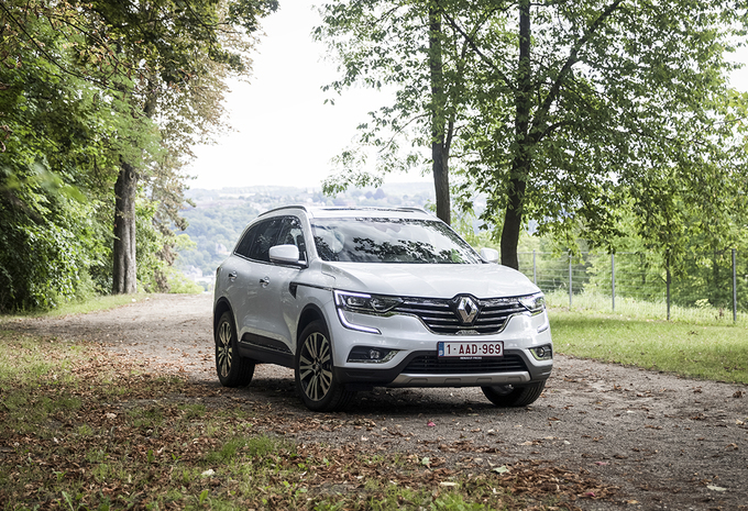 Renault Koleos dCi 175 4WD : Maatje meer #1