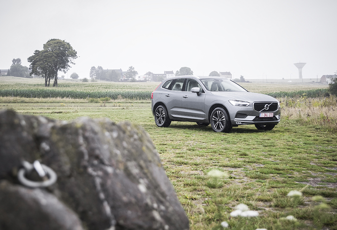 Volvo XC60 D4 AWD : La renaissance du cœur de gamme #1