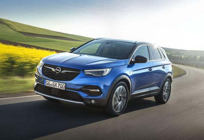 Opel Grandland X - Au cœur du marché #1